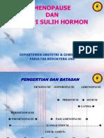 Menopause Prof Dl