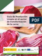 Producción Limpia Sector Carnico