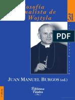 BURGOS, J. M. (ed.), La filosofía personalista de Karol Wojtyla, 2 ed., 2011.pdf