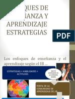 Enfoque y Metodología de La Asignatura -- Ppt