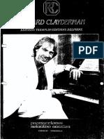 Richard CLAYDERMAN Editions Tremplin