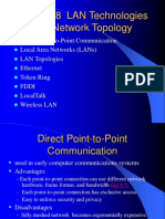 Chapter 8  LAN Technologies and Network Topology.ppt