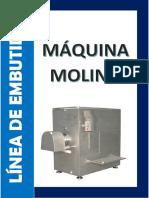 Maquinas Molino Wuju