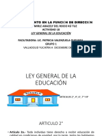 Resumen Ley General de La Educacion - Copia