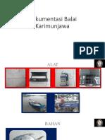 Dokumentasi Balai Karimunjawa