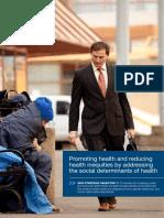 Brochure Promoting Health