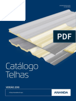 Catalogo Telhas 2018 1out2018