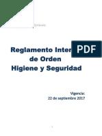 Reglamento Interno 2017 Definitivo MAS ERRAZURIZ