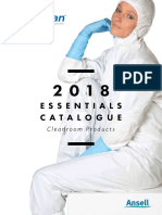 BioClean Essentials Catalogue Cleanroom Products 2018.pdf