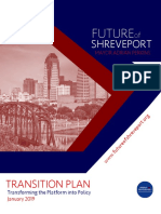 Future of Shreveport Transition Plan