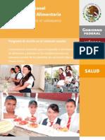 ANSA PA Contexto Escolar Lineamientos260510