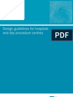Design Guidelines for Hospitals
