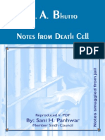 Notes From Death Cell