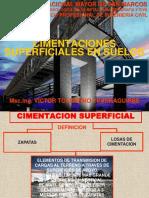 C 5A CIMENTACIONES SUPERFICIALES Y PROFUNDAS EN SUELOS Y ROCAS.ppt