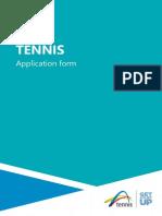 Club Membership Form