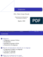 Conference Presentation (5)