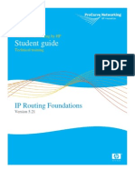 IP Routing Foundations