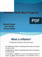 Power Point Inflation With Real Property