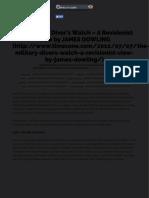 Military Divers Manual