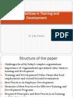 PSTF Presentation - Dr J Dzimba