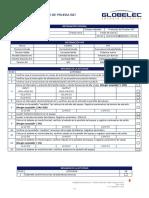 Protocolo de Pruebas SAT - UPS
