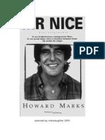 Marks, Howard - Mr Nice - Autobiografie