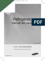 Manual de Refrigeradora