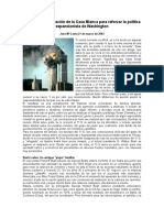 documento sobre atentado torres gemelas