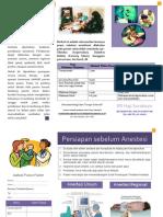 Informasi Anestesi Leaflet