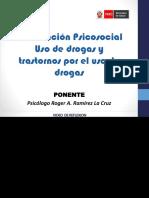 Intervención en Uso y Trast Por Consumo de Drogas Con Video