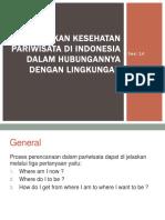 14 - Kebijakan Kesehatan Pariwisata Di Indonesia