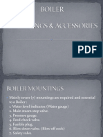 Boiler Mountings Accessories
