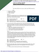 Medical Surgical Nursing Patient Centered Collaborative Care Single Volume 8th Edition Ignatavicius Test Bank