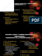 Historia Ginecologica y Obstetrica 9y100713