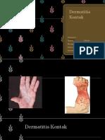 Dermatitis Kontak K3