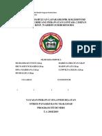 LP Laparaskopi dengan diagnosa colelitiasis