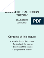 Lecture 1 Introduction