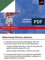 Mobile Energy Efficiency Presentation Feb11