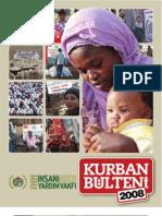 İHH İnsani Yardım Vakfı 2008 Kurban Raporu