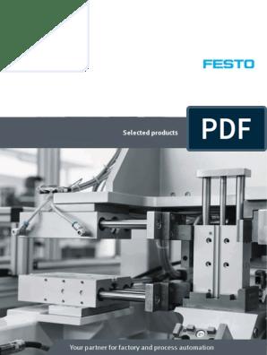 6 Schott-conector Mat Festo qsms Nº 153377