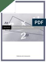 Practica 8_Ejercicios y Problemas-III_(Con Soluciones)