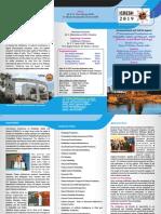 ICRESH 2019 Brochure