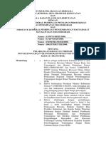 Petunjuk Pelaksanaan Bersama 4 Dirjen Dan Kepala Badan Tentang Pelaksanaan Kegiatan Terpadu.