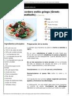 Hoja de impresión de Albóndigas de cordero estilo griego (Greek-inspired lamb meatballs).pdf