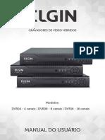 Manual Dvr Elgin Drv16