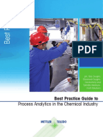METTLER TOLEDO 2012 Best Practice Guide to Process Analytics in the Chemical Industry 2