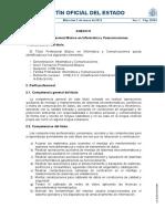 Título FPB Informática y Comunicaciones