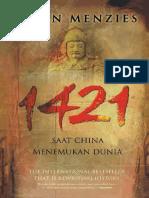 1421 Tahun Penaklukan Cina