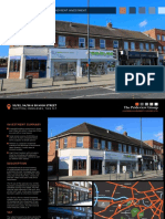 Optician Retail. Whitton Brochure