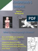 Hirschsprung Disease Nursing